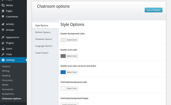 WordPress Chat Room, Group Chat Plugin Download